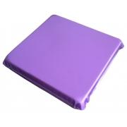 Forrações de Assento - Estofada Quadrada (Assento P/ Cadeira de Banho)  05 Unidades - Bioflorence - Cód: 104.0051