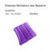 Forrações de Assento - Quadrada (Inflável) - Bioflorence - Cód: 101.0022