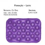 Forrações de Leito - Caixa de Ovo Neonatal (Inflável 0,45 x 0,30m) - Bioflorence - Cód: 201.0356