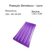 Forrações de Leito - Residencial (Inflável 1,90 x 0,90m) - Bioflorence - Cód: 201.0043