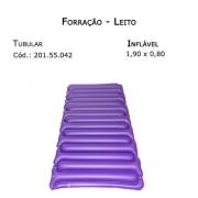 Forrações de Leito - Tubular (Inflável 1,90 x 0,80m) - Bioflorence - Cód: 201.0042