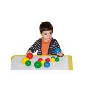 Freeball Mini Ø 55 mm (Caixa com 24 pçs) - Gymnic- Cód: 80.14