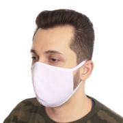 Kit com 10 Máscaras de Proteção Ninja em Algodão Reutilizável - Cod: SPM-V14-05043AG