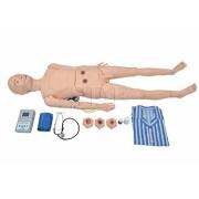 Manequim Avançado P/Cuidados Geriátrico Masculino C/Órgãos Interno-SDORF-Cód:SD-4000/GM