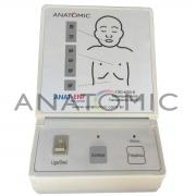 Manequim Bebê, Simulador para Treino de RCP com Painel Led - ANATOMIC - Cód: TGD-4005-B