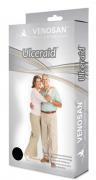 Meia 3/4 Compressiva Panturrilha Ulceraid 40mmHg (Kit) - VENOSAN - Cód: BG1200