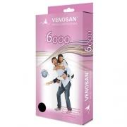 Meia-calça Compressiva 30-40mmHg - Bege - 6000 - Pé Aberto VENOSAN - Cód: BR63013