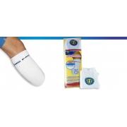 Meia Plus Revestida com Duplo Gel Para Amputação Transtibial - Ortho Pauher - Cód: SG-702
