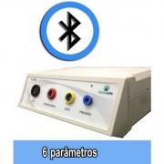 Monitor Multiparametrico BlueTooth DL1060 VET - DELTA LIFE - Cód: DL1060