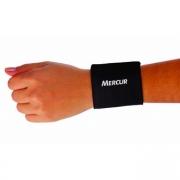 Órtese Elástica Punho Ajustável (Munhequeira) Preto (PAR) - MERCUR - Cód: BC0054-02PR