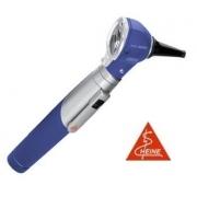 Otoscópio Mini3000 C/ Cabo a Pilhas (Azul) - HEINE - Cód: D-001.70.220A