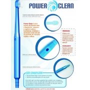 Power Clean SOFT (KIT) - Dispositivo P/ Remoção Placa Bacteriana, Resíduos e Secreções Orais - Impacto Medical - Cód: IMP47331