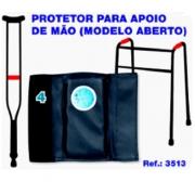 Protetor para Apoio de Mão (Modelo Aberto) - OrthoPauher - Cód: OP 3513