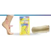 Protetor Para Tendão de Aquiles Siligel Podology G - Ortho Pauher - Cód: OP 4057-G