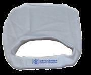 Protetor para Traqueo Tipo Babador em Algodão - ORTOCENTER - Cód: OC 0043-01