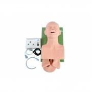 Simulador para Intubação Adulto c/ Dispositivo Eletrônico - SDORF - Cód: SD-4005