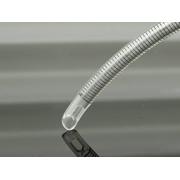 Sonda/Tubo Endotraqueal Aramada (Reforçado), de PVC, Sem Balão (10 Unidades) - BCI MEDICAL - Cód: 9700
