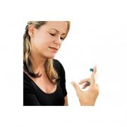 Tala Dinâmica para Extensão de Dedo (Mola Forte) - SALVAPÉ - Cód: 478-6