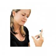 Tala Dinâmica para Extensão de Dedo (Mola Suave) - SALVAPÉ - Cód: 478-5