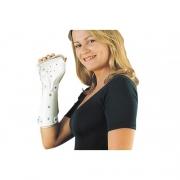 Tala Plástica c/ Fechos Aderentes Punho - Mão - Dedos (LADO ESQUERDO) - Salvapé - Cód: 404-3