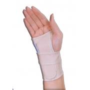Tala Preventiva para Punho - Bege (Lado Esquerdo) - ORTOCENTER - Cód: OC 0315-E
