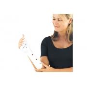 Tala Simples para Punho - Mão - Dedos (LADO ESQUERDO) - Salvapé - Cód: 403-3
