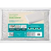 Travesseiro No Allergy Double Comfort PVC (50x70x13cm) - FIBRASCA - Cód: WC2053