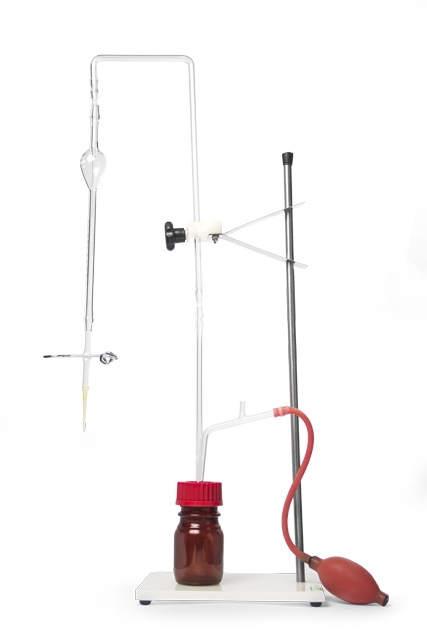 Acidímetro de Dornic - EME Equipment - Cód: EME - 028