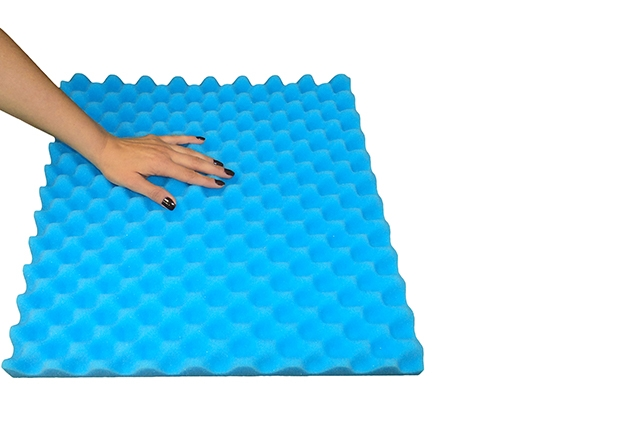 Almofada Quadrada 7cm (Forração Ortopédica) - SALVAPÉ - Cód: 940-13