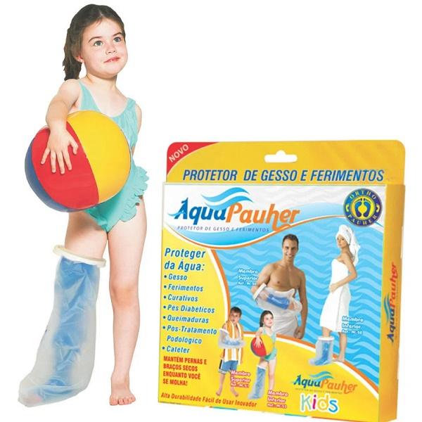 Aqua Pauher Membro Inferior KIDS - Tam Único - Ortho Pauher - Cód: AC053-U