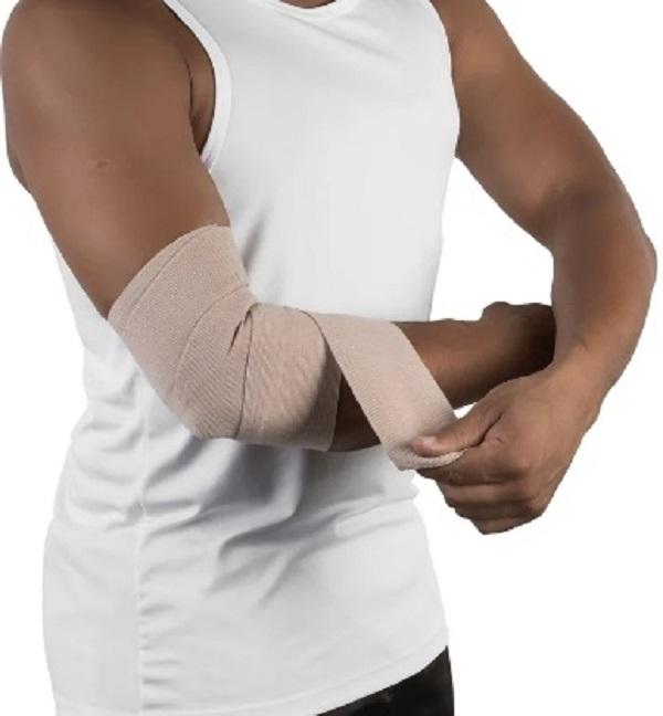 Atadura Elástica / Bandagem (10x120cm) - MERCUR - Cód: BC0110-10_estq