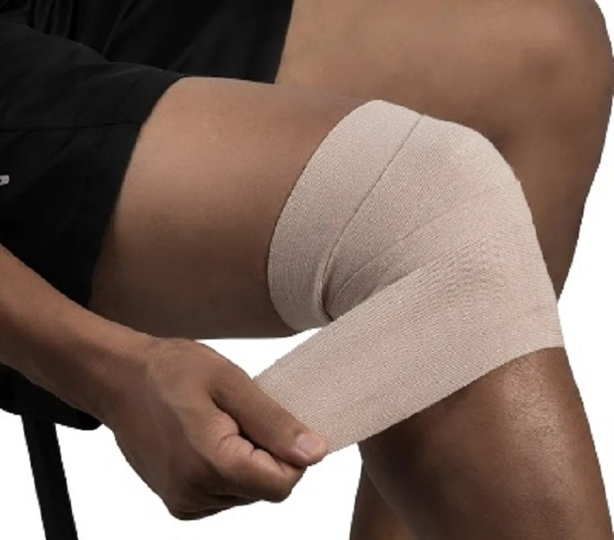 Atadura Elástica / Bandagem (7,5 x 120cm) - MERCUR - Cód: BC0110-7_estq