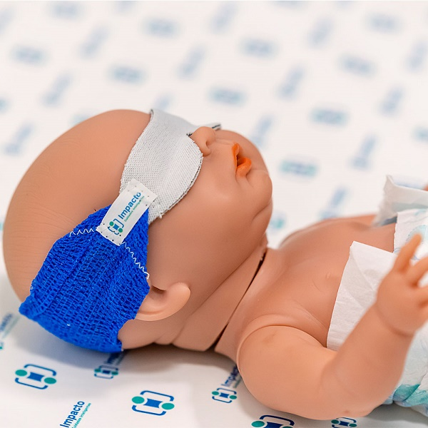 Baby Block - Protetor Ocular - IMPACTO MEDICAL - Cód: BBlock