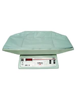 Balança Baby Pesadora - Modelo DPR - LED Vermelho - (Capacidade 15kg/5g) - RAMUZA - Cód: DPR 15H