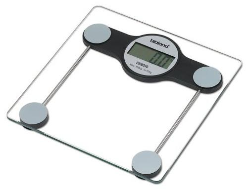 Balança Digital de Vidro Slim - BIOLAND - Cód: EB9010
