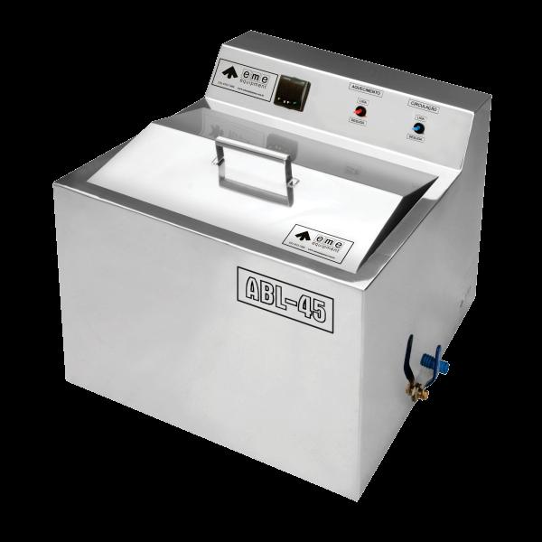 Banho Maria para Pasteurização de Leite Humano - ABL-45 - EME Equipment - Cód: EME - 011