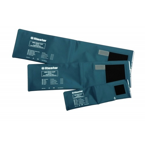 Braçadeiras de 1 tubo - Nylon com Velcro - RIESTER - Cód: B1TR