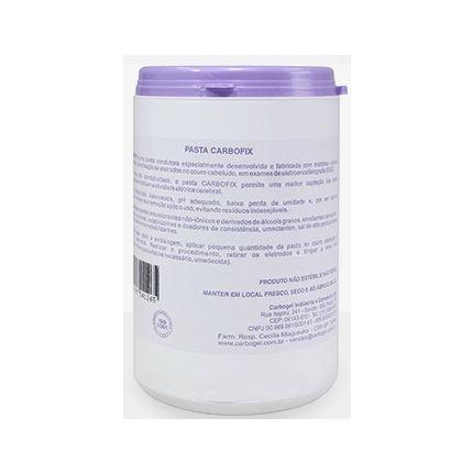 Carbofix - Pasta para EEG - Pote 1Kg (Caixa com 12 unidades) - CARBOGEL - Cód: 3702