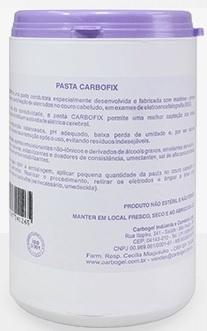 Carbofix - Pasta para EEG - Pote 1Kg (Unitário) - CARBOGEL - Cód: 3702.1