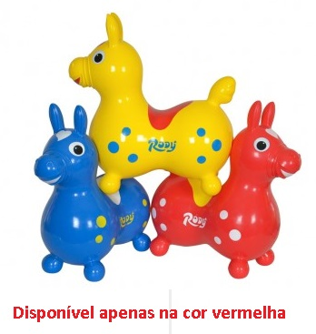 "Cavalo ""Rody"" - Gymnic - Cód: 80.02"