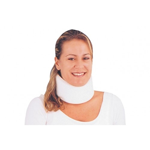 Colar Cervical de Espuma (Com Reforço Interno) - SALVAPÉ - Cód: 051-0