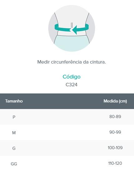 Colete Putti Brim Baixo - Bege - CHANTAL - Cód: C324