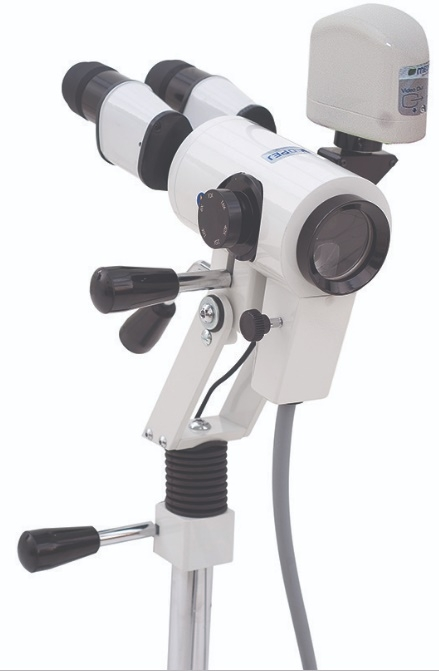 Colposcopio Bino. Pe-7000 VBRDC5 LED - MEDPEJ - Cód: 12.610.0009