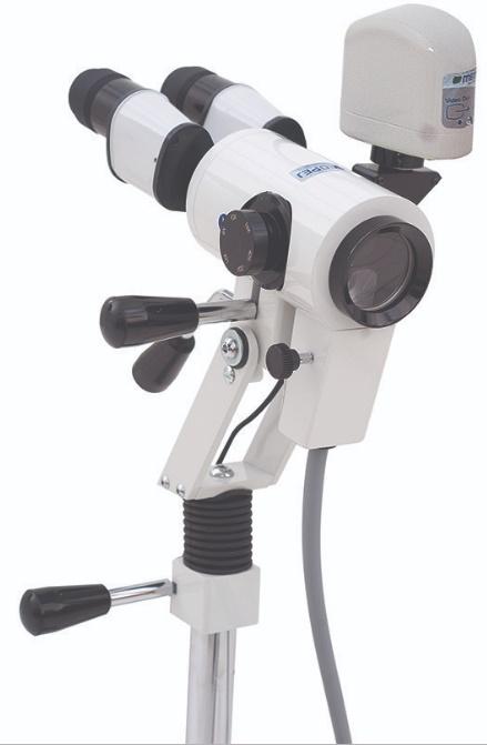 Colposcopio Bino. Pe-7000 VRDC5 LED - MEDPEJ - Cód: 12.310.0007