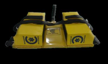 Conj. Imobilizador (Lateral) de Cabeça Impermeavel - Ortocenter - Cód: OC 2010