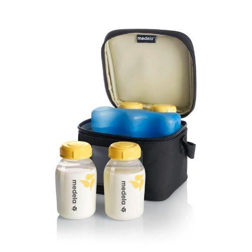 Cooler Bag (4 frascos e 1 gelox)  20 Unidades - MEDELA - Cód: 200.1756