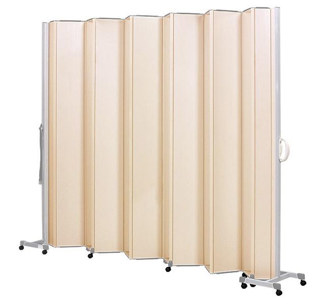 Divisórias com 8 Lâminas 1,995x1,85m - MÓVEL (Varias Cores) - BCF - Cód: 01172-01M
