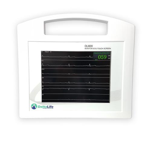 Eletrocardiógrafo - DL600 Vet - DELTA LIFE - Cód: DL600