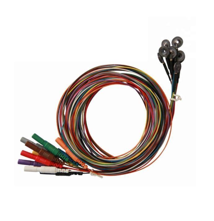 Eletrodo de Disco (Cúpula) de Ag/AgCl (1,5M) - Cód: AL DECL1015