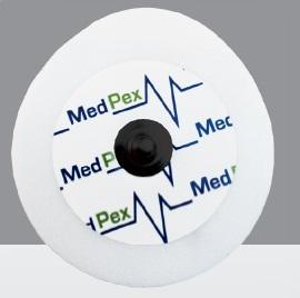Eletrodo Radiologico Envelope c/ 50 Unidades - MEDPEX - Cód: MP-43C